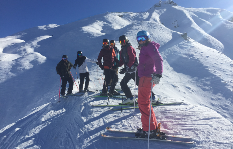 advanced ski camps in queenstown